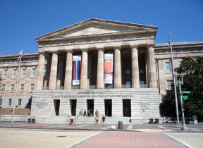 The Smithsonian American Art Museum