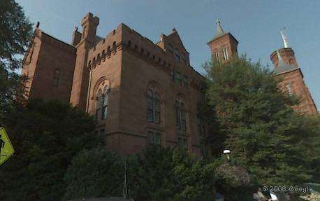 Smithsonian Institution Visitor Information Center (The Castle)